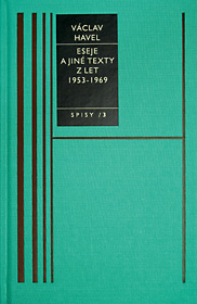 Spisy 3 (Eseje a jiné texty z let 1953-1969)