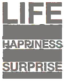 Studio Najbrt - Život Štěstí Překvapení