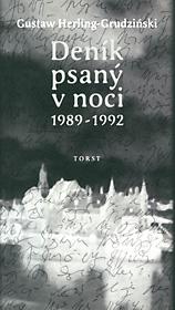 Deník psaný v noci 1989-1992